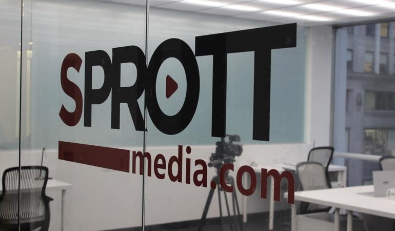 sprott media
