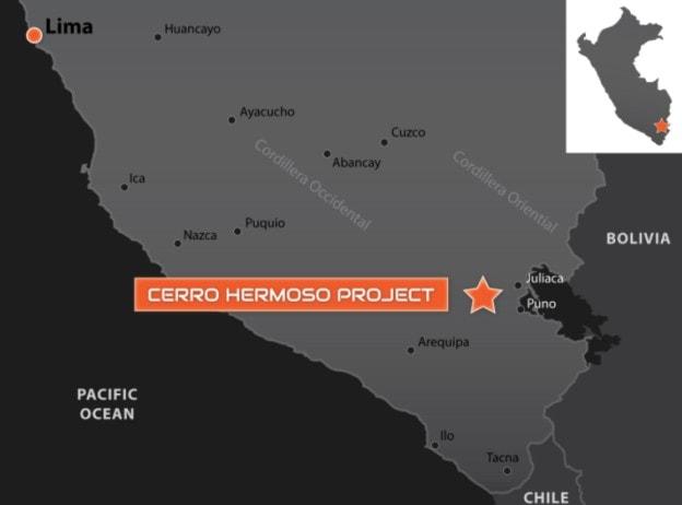 Miramont resources, copper