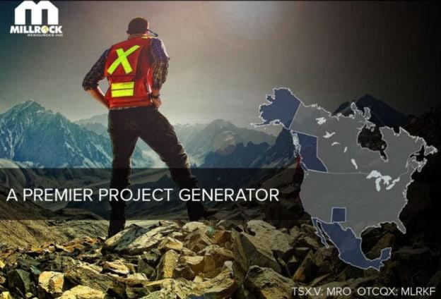 Millrock Resources, Project Generator