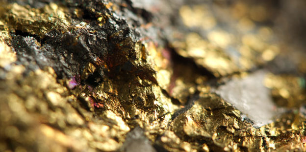 Small Gold Vein Image