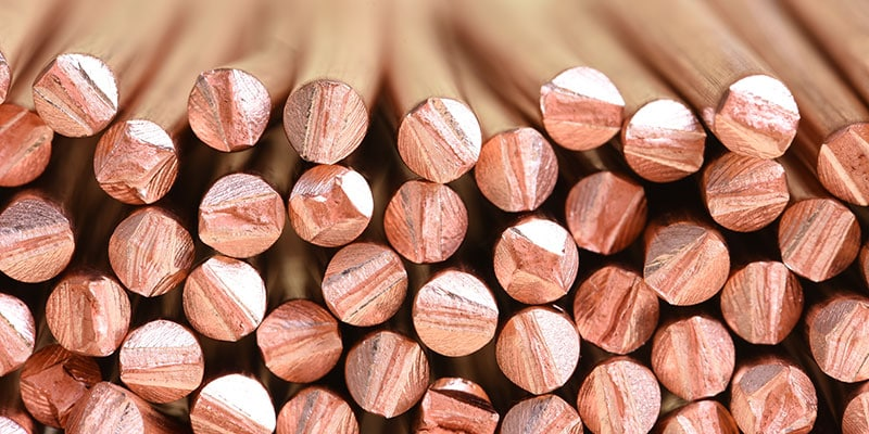 Copper, Proven and Probable