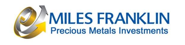 Miles Franklin, Precious Metals