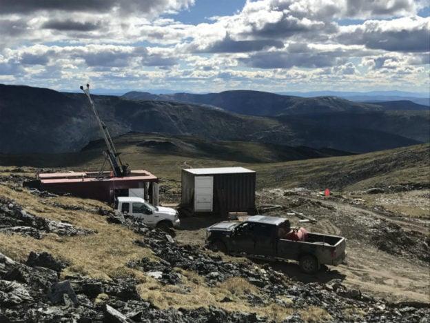 Metallic Minerals, Keno Hill Silver Hill