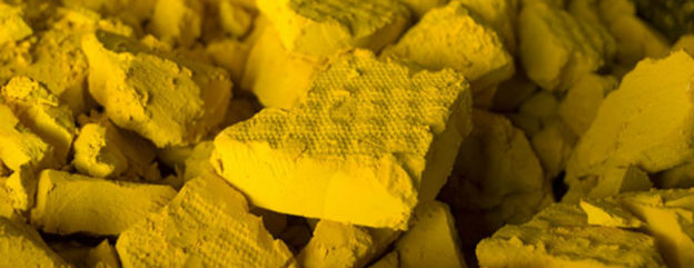 yellowcake, proven and probable