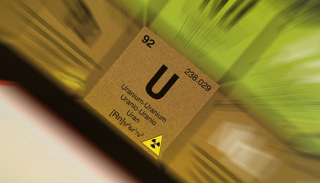uranium, Proven and Probable
