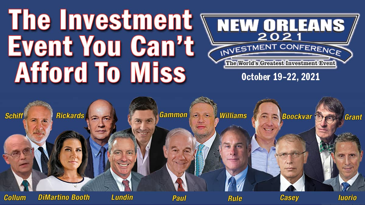New Orleans Investment Conference 2021